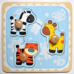 Dollarama Wooden Easy-Grab Puzzle Toy Recall [Canada]
