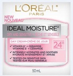 L'Oreal Ideal Moisture Dry and Sensitive Day Cream Recall [Canada]