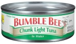 Bumble Bee Foods Canned Tuna Recall [US]