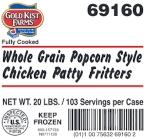 Pilgrim's Pride Poultry Recall [US]