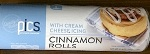 Price Chopper PICs Cinnamon Roll Recall [US]