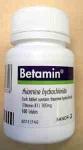 Betamin brand Vitamin B1 Tablet Recall [Australia]