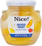 Nice! Peach Slice & Mixed Fruit Recall [US]