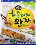 Choripdong brand Seafood Mix Pancakes Recall [Canada]