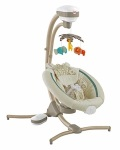 Fisher-Price Infant Cradle Swing Recall [US]
