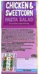 Asda Chicken & Sweetcorn Pasta Salad Recall [UK]