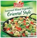 Green Grocer's Mixed Vegetable Recall [UK]