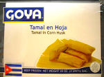 Goya, La Milpa and QuirchTamale Recall [US]