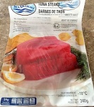 Sea Delight brand Tuna Steak Recall [Canada]