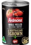 Ardmona Canned Tomato Recall [Australia]