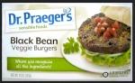 Dr. Praeger's Organic Veggie Burger Recall Recall [Canada]