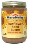 MaraNatha Sunflower Seed Butter Recall [US]