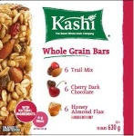 Kashi Trail Mix Whole Grain Bar Recall [Canada]