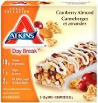 Atkins brand Energy Bar Recall [Canada]