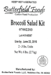 7125 - ButterfieldBroccoliSaladKits