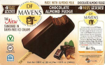 DF Mavens Chocolate Almond Fudge Bar Recall [US]