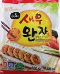 Choripdong Shrimp Flavored Seafood Mix Pancake Recall [Canada]