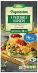 Asda Vegetable Burger Recall [UK]