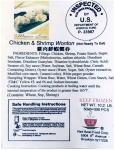 Red Bowl brand Wonton & Dumpling Recall [US]