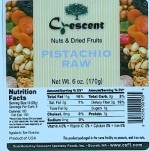 Crescent Specialty Raw Pistachio Recall [US]