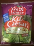 Fresh Express Caesar Salad Kit Recall [US]