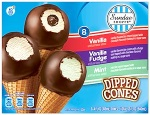 7258 - SundaeShopNoveltyIceCreamCones