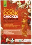 Simply Cook Chicken Chasseur Recall [Australia]