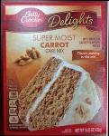 Betty Crocker Cake Mix Recall [US]