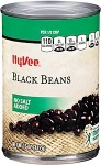 Hy-Vee No-Salt-Added Black Bean Recall [US]