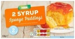 Asda Two Syrup Sponge Pudding Recall [UK]