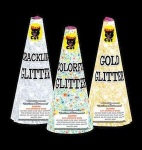 Winco Gold Glimmer Fireworks