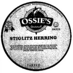 Ossie's Herring Salad Recall [US]