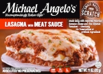 Michael Angelo's Scampi & Meat Lasagna Recall [US]