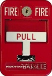National Time Fire Alarm Pull Station Recall [US]