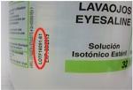 Eyesaline Eyewash Solution Recall [US]