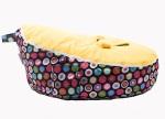 Bubble Orange Bean Bag Chair Recall [Australia]