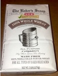 Baker's Scoop HEB Whole Wheat Flour Recall [US]