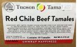 Tucson Tamale Beef Tamale Recall [US]