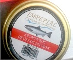 Imperial Caviar brand Salmon Roe Recall [Canada]