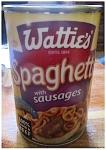 Wattie's Canned Spaghetti Recall [US]