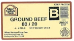 Silver Springs Farms Ground Beef Recall [US]