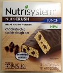 Nutricrush Chocolate Chip Cookie Dough Bars Recall [US]
