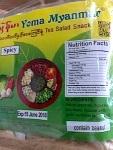Yoma Myanmar Tea Salad Snack Recall [US]