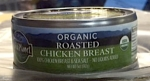 Wild Planet Canned Chicken Recall [US]