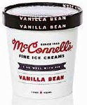 McConnell's Fine Ice Cream Recall [US]