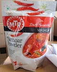 MTR Sambar Spice Powder Recall [US]