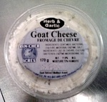 Ran-Cher Acres brand Goat Cheese Recall [Canada]