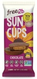 Free2b Foods Chocolate Sun Cup Recall [US]