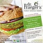 Dr. Praeger's Kale & Quinoa Veggie Burger Recall [Canada]