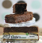 Lizzie's Food Factory Brownie